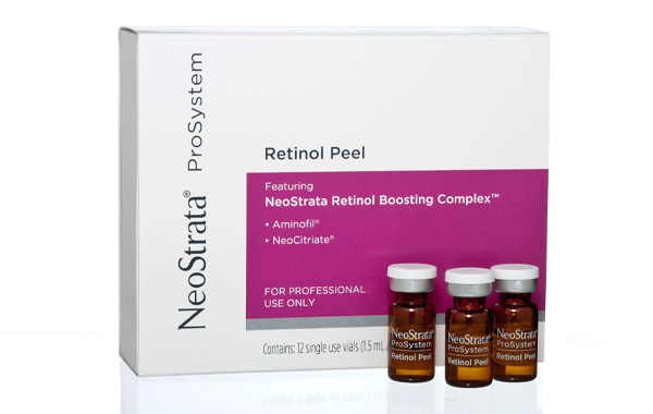 retinol peel advanced dermatology